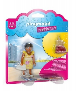 PLAYMOBIL FASHION GIRLS MODA VERANO COD 6882