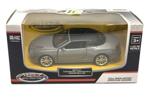AUTO MSZ METAL BENTLEY CONVERTIBLE ISR ESCALA 1:38 COD 67307