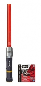 SABLE STAR WARS EXTENSIBLE CON LUZ 67 CM COD E3120