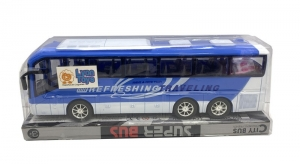 COLECTIVO SUPER BUS TRAVELING A FRICCION 32 CM COD 828-A2