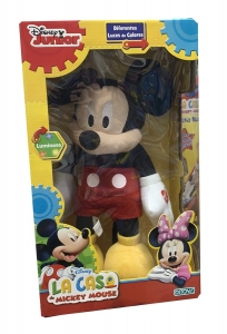 PELUCHE MICKEY MOUSE LUMINOSO 38 CM COD 1529