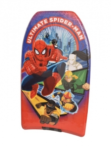 SPIDER MAN TABLA BARRENADORA SURF BODYBOARD 84CM COD 1959