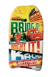 TABLA DE SURF DISNEY CARS BODYBOARD 80 CM COD 1962