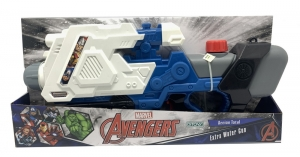 AVENGERS EXTRA WATER GUN ACCION TOTAL COD 2063