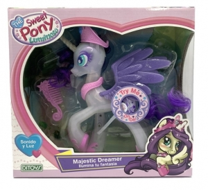 THE SWEET PONY MAJESTIC DREAMER PONY LUMINOSO COD 2231