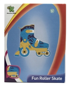 ROLLER PATIN DISCOVERY KIDS EXTENSIBLES 27 AL 30 COD 3319