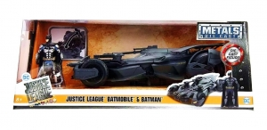 BATMAN VS SUPERMAN 1:24 BATIMOVIL CON FIGURAN COD 98034