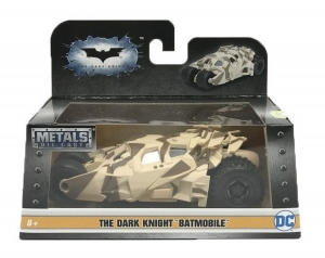 BATMAN THE DARK KNIGHT BATIMOVIL 2008 ESCALA 1:32 COD 98232