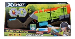 X-SHOT BUG ATTACK CROSSBOW DISPARA 27 METROS COD 4817
