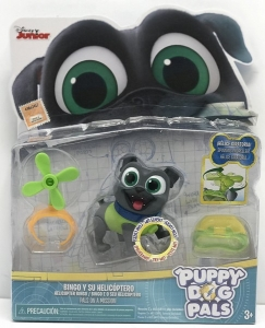 PUPPY DOG PALS MASCOTA CON LUZ Y MOVIMIENTO COD 94070