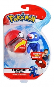 POKEMON DE TELA FIGURA SOFT + POKEBOLA COD 96848