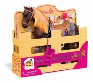 OUR GENERATION CABALLO PURASANGRE COD BD38037