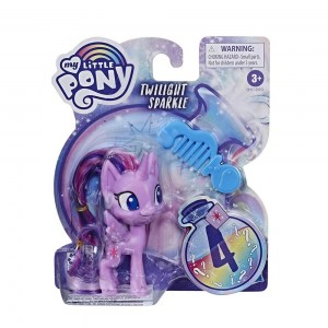 MY LITTLE PONY TWILIGHT SPARKLE 8 CM POCION MAGICA COD E9153