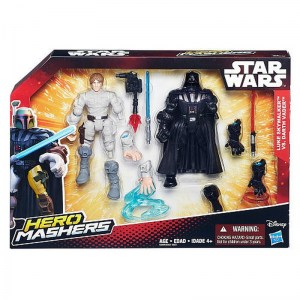 STAR WARS PACK DE FIGURAS X 2 COD B3827