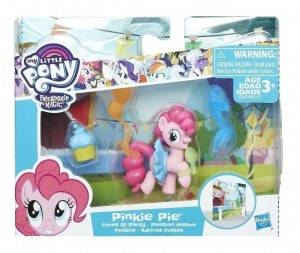 MY LITTLE PONY PINKIE PIE AMIGAS MAGICAS COD E0171