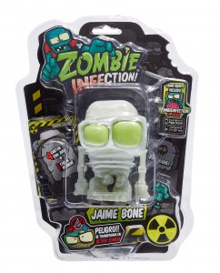 ZOMBIE INFECTION FIGURA CON MOVIMIENTO Y APP STORE COD 9996