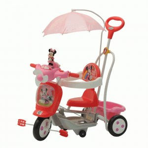 BEBITOS TRICICLO MINNIE COD SR-44R MINNIE